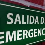 Señalamientos luminosos para emergencia