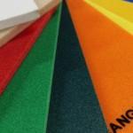 Trovicel en diferentes grosores y colores